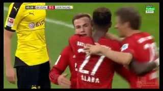 Bayern Munich 5-1 Borussia Dortmund (8 Bundesliga 2015/16)