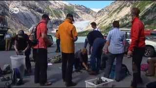 جولة الأنهار الجليدية في النرويج | يوروماكس