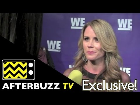 Trista Sutter Interview @ WE tv The Evolution of Relationship Reality Shows