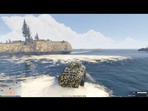 GTA Online: Gunrunning - Offshore Assets (Agent 14)