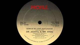 Dr Jeckyll & Mr Hyde - Genius Of Love