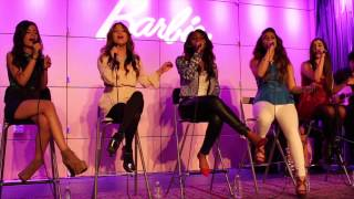 "Fifth Harmony -- Release ""Anything is Possible"""