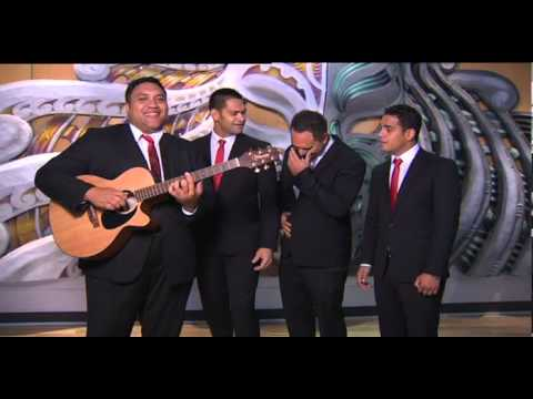 Pokarekare Ana in the style of The Modern Māori Quartet - online extra