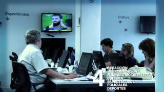 Vídeo Institucional Agencia TELAM