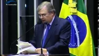 Sen. Tasso Jereissati afirma que governos tucanos não iriam privatizar a Petrobrás