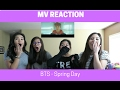 Images MV REACTION | BTS - Spring Day 봄날 | Did someone die??