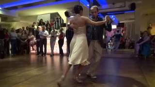 Baikal Tango Festival 2016. Juan Alba y Mariana Soler. Tango Alternativo