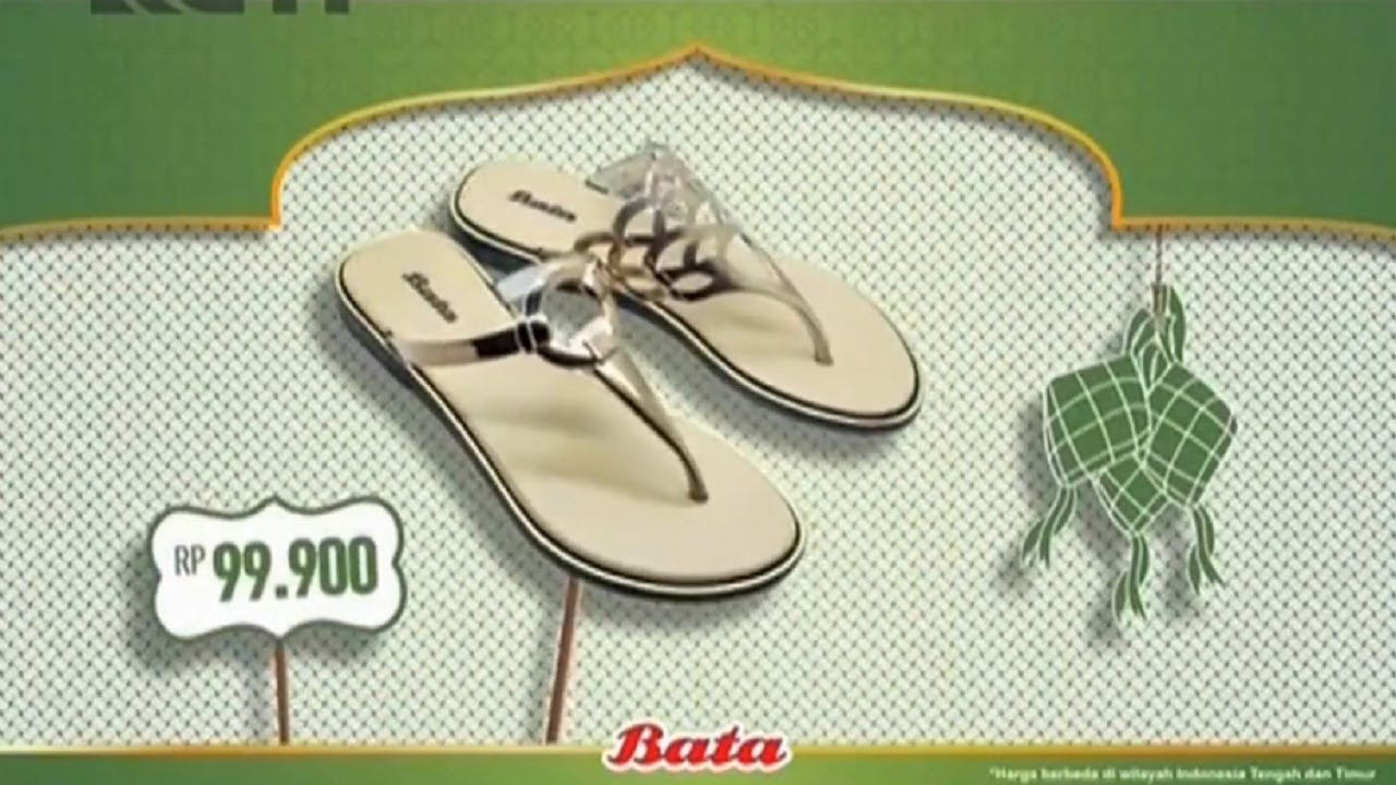 Iklan Sepatu Sandal Bata Edisi Lebaran Koleksi Terbaru Hari Raya