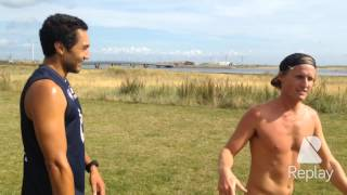 Copenhagen Australian Football - Beach Session
