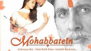 """Download Cara Download Film Hindi """"Mohabbatein"""" Full Movie Dubbing Indonesia.TERMUDAH & TERCEPAT!!!"""