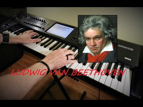 Fur Elise - Ludwig van Beethoven - Alternative Remix 2016 - Piotr Zylbert