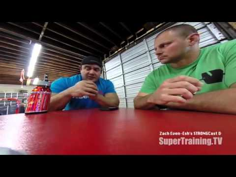 STRONG Life Podcast 14 & Super Training TV - Talkin' MAN Shyt w Mark Smelly Belly