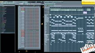 FL Studio Beat (Making Of) - Nenna Yvonne - Came To Rock (prod. Aries 4Rce BeatZ) [Pop, Club, R&B]