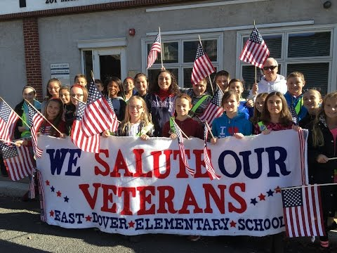 Veterans Day Parade 2016 - Toms River, NJ