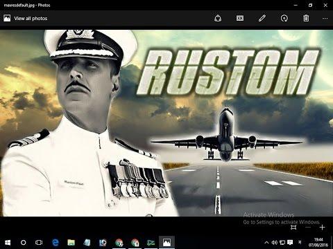 Rustum Full Movie Downlode, Akshay kumar,...