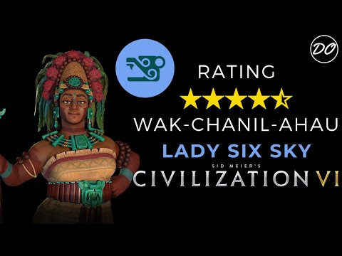 Science for Days - Rating Lady Six Sky of Maya |