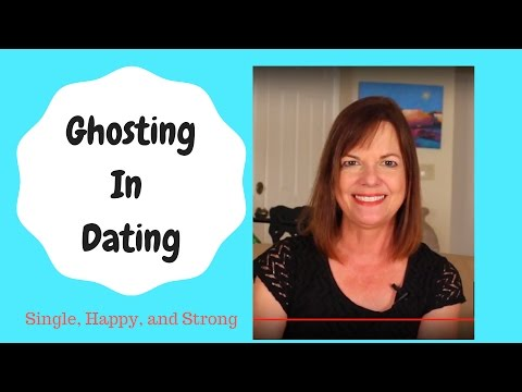 being ghosted online dating