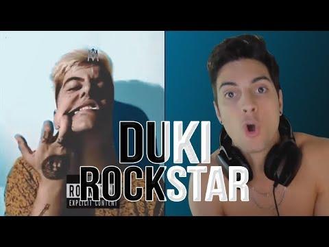 Duki - Rockstar REACCION Y REFLEXIÓN SOBRE EL ÉXITO Y EL FUTURO DEL PIBITO