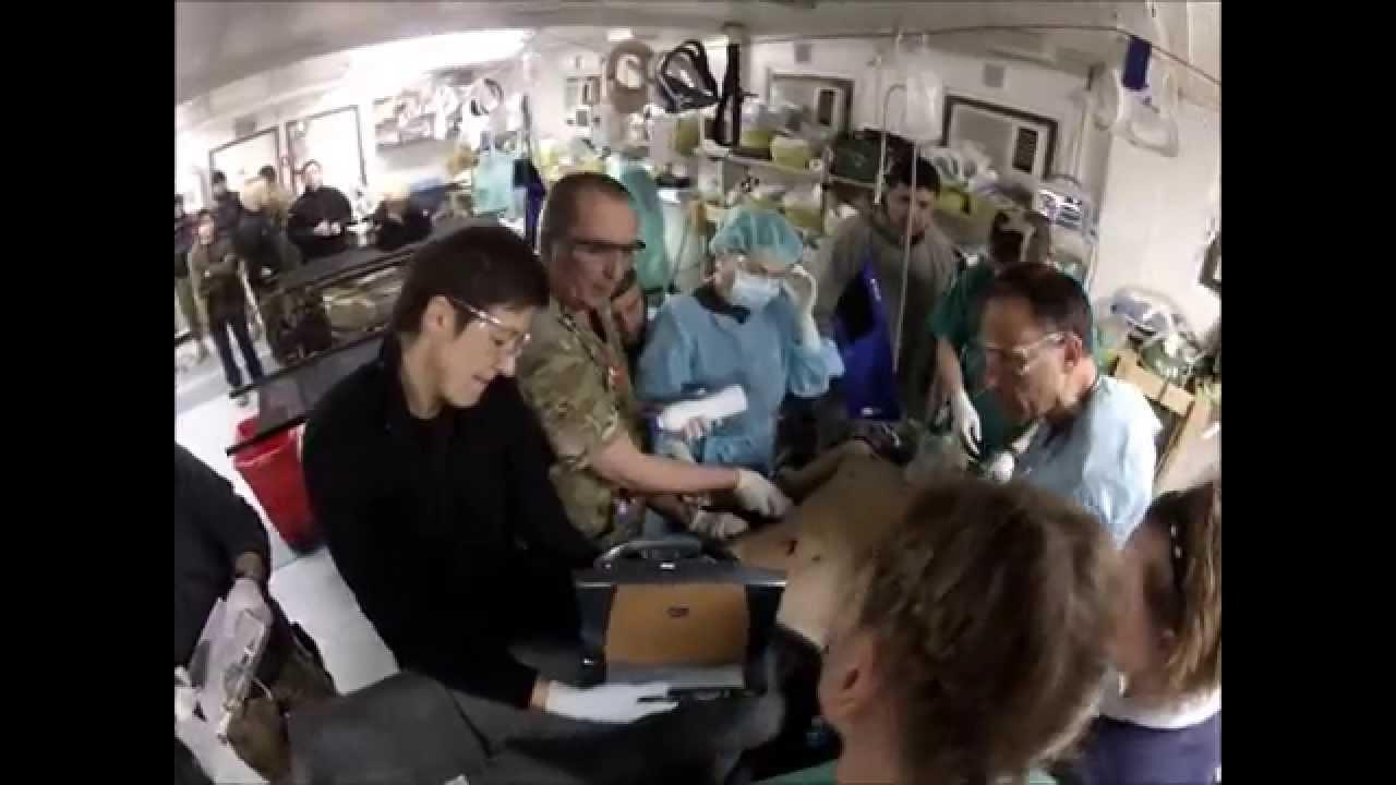 Download Polski szpital polowy w Afganistanie