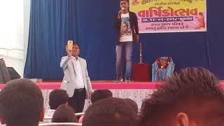Kitna Haseen Chehra (Dilwale) | Live Karaoke Track Performance | Dabhoi College Annual Day 2018