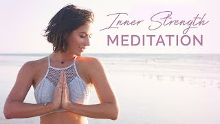 6-Minute Guided Meditation with Karena | Tap Into Your Inner Strength