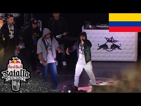 VALLES T vs PATRÓN - Batalla Final: Final Nacional Colombia 2016 –  Red Bull Batalla de los Gallos