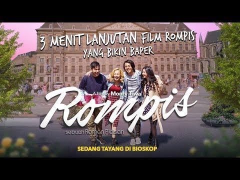 Film Rompis - Sebuah Roman Picisan (Hanya 3 Menit) #PART2