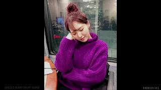 "180115 Wendy Cover: ""Through The Night"" by IU"