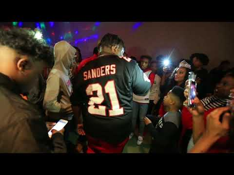 Big Fella & MC fiji turnup at Nyny Birthday Party 2018