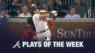 5/19/19: Atlanta Braves Plays of The Week