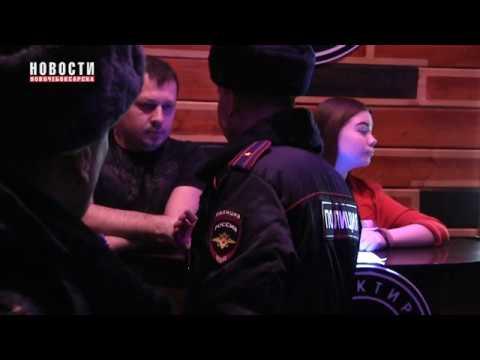 В Чебоксарах полицейские вместе с активистами провели рейд по ночным клубам