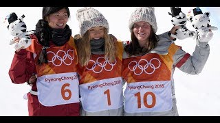 Chloe Kim People acting like my bestie after the Olympics
