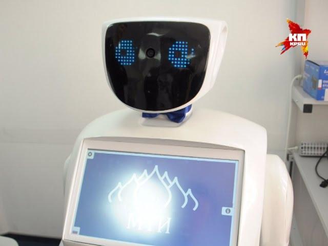 В московских поликлиниках будут работать говорящие роботы
