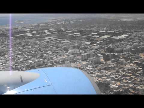 Landing at Monastir