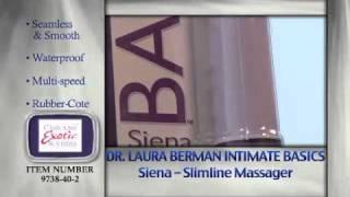 Berman Intimate Basics Siena Seamless Massager.flv