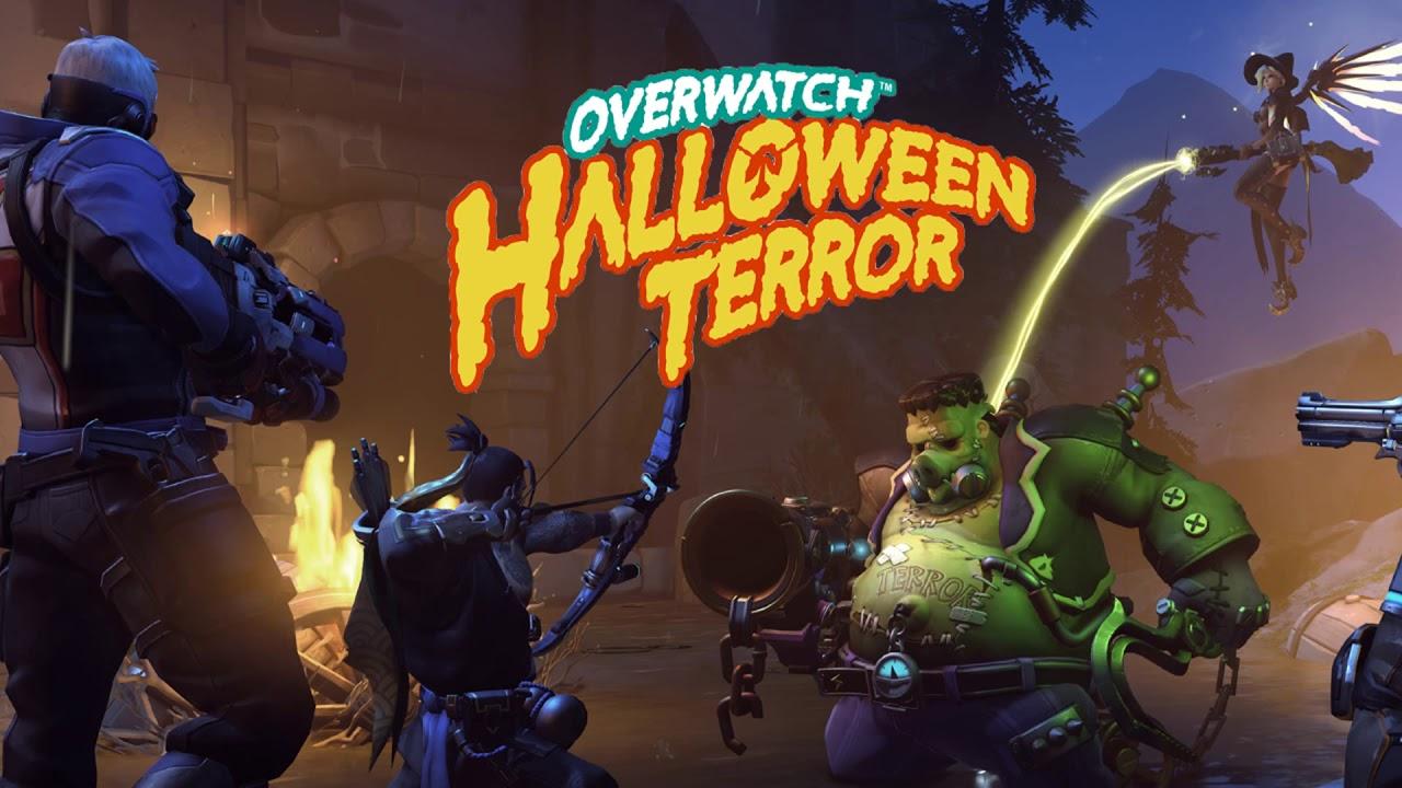Overwatch Music: Halloween Eichenwalde (Round End) - YouTube
