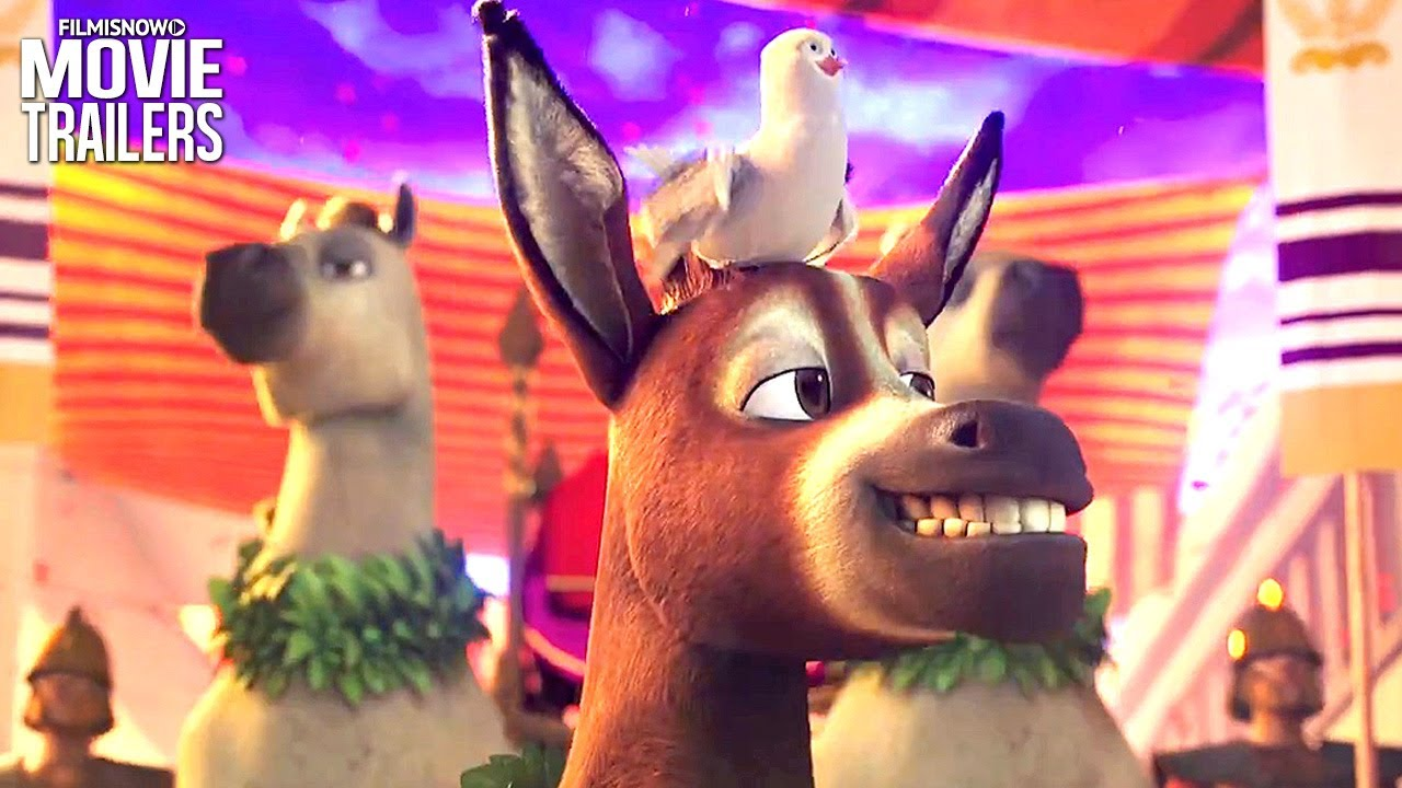new animated comedy the star trailer gives christmas story