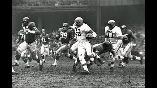 Second and Ten Football - Retro Replay 1958 Washington Redskins vs 1958 Cleveland Browns week 10