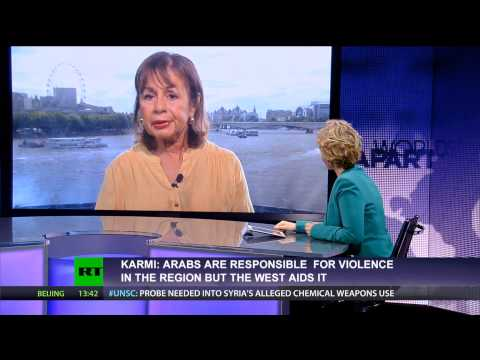 Arab Spring, Palestinian Recoil
