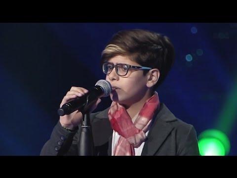 علي الهادي هذا انا - ذا فويس كيدز / The Voice Kids - Ali al-Hadi