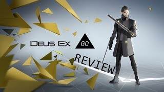 Buy Deus Ex GO iOS httpappleco2bp3qae Buy Deus Ex GO Android httpbitlyDeusExGOAndroid Deus Ex GO is a turnbased puzzle infiltration stealth