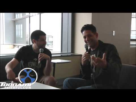 ConnetiCon 2016: Keith Silverstein Interview