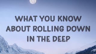 Masked Wolf - Astronaut In The Ocean (Lyrics) | What you know about rolling down in the deep