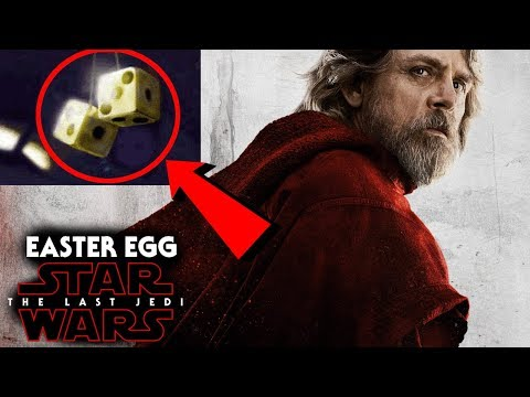 Star Wars The Last Jedi Ending Scene Spoiler! Dice Explained (Big Easter Egg)