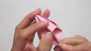 How To Make An Origami Tulip Paper Flower