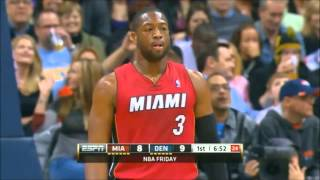 dwyane wade3 mix 2012 the show goes on