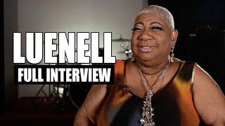 Luenell on Katt Williams, Nipsey Hussle, R Kelly, Ayesha Curry, DMX, Lil Nas X (Full Interview)