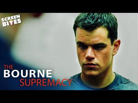 Bourne Supremacy: Escaping Naples (ft. Jason Bourne, Matt Damon)