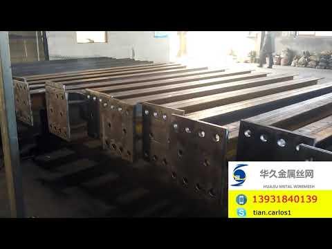 Steel H Beam , Steel Base Plate , Welding (2)