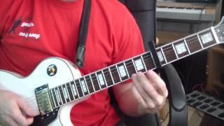 Buddy Holly - That'll Be The Day - Guitar Tutorial (BUDDY HOLLY, BEN HUR, SPACE MONKEY, MAFIA)